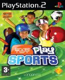 Carátula de EyeToy: Play Sports
