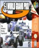Caratula nº 33894 de F-1 World Grand Prix (200 x 135)