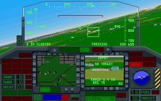 Pantallazo de F-117A Stealth Fighter 2.0 para PC