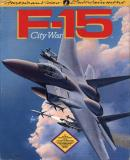 Caratula nº 211653 de F-15 City War (640 x 915)