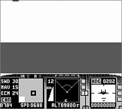Pantallazo de F-15 Strike Eagle para Game Boy