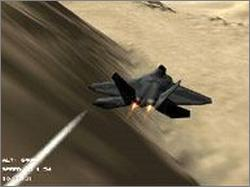 Pantallazo de F-22 Air Dominance Fighter para PC