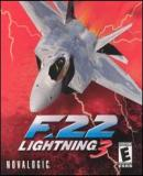 Carátula de F-22 Lightning 3 [Jewel Case]
