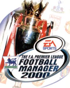 Caratula de F.A. Premier League Football Manager 2000 para PC