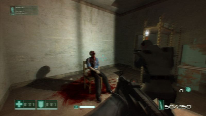 Pantallazo de F.E.A.R.: First Encounter Assault Recon para PlayStation 3