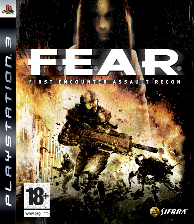 Caratula de F.E.A.R.: First Encounter Assault Recon para PlayStation 3