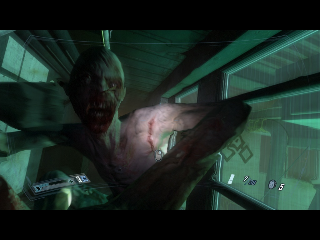 Pantallazo de F.E.A.R. 2 Project Origin (Collectors Edition) para PC