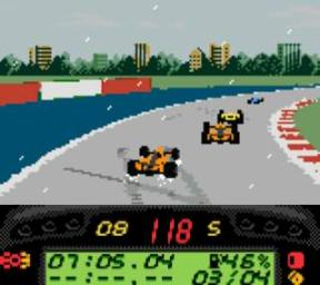 Pantallazo de F1 Championship Season 2000 para Game Boy Color