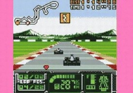 Pantallazo de F1 World Grand Prix II para Game Boy Color