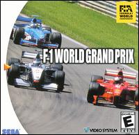 Caratula de F1 World Grand Prix para Dreamcast