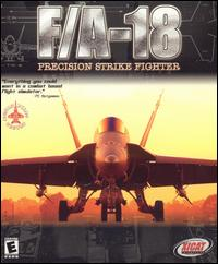 Caratula de F/A-18 Precision Strike Fighter para PC