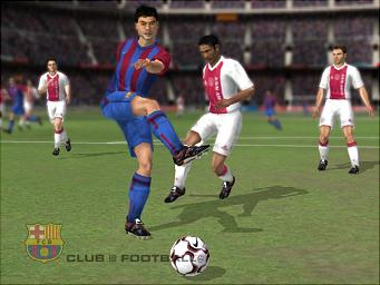 Pantallazo de FC Barcelona Club Football para Xbox