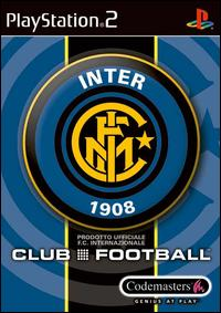 Caratula de FC Internazionale Club Football para PlayStation 2