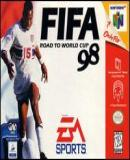 Caratula nº 33921 de FIFA: Road to World Cup 98 (200 x 138)