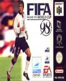 Carátula de FIFA: Road to World Cup 98