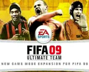 Caratula de FIFA 09: Ultimate Team para PlayStation 3