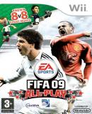 Caratula nº 132468 de FIFA 09 All-Play (500 x 708)