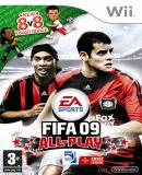 Caratula nº 127045 de FIFA 09 All-Play (520 x 733)
