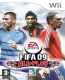 Caratula nº 127046 de FIFA 09 All-Play (380 x 541)