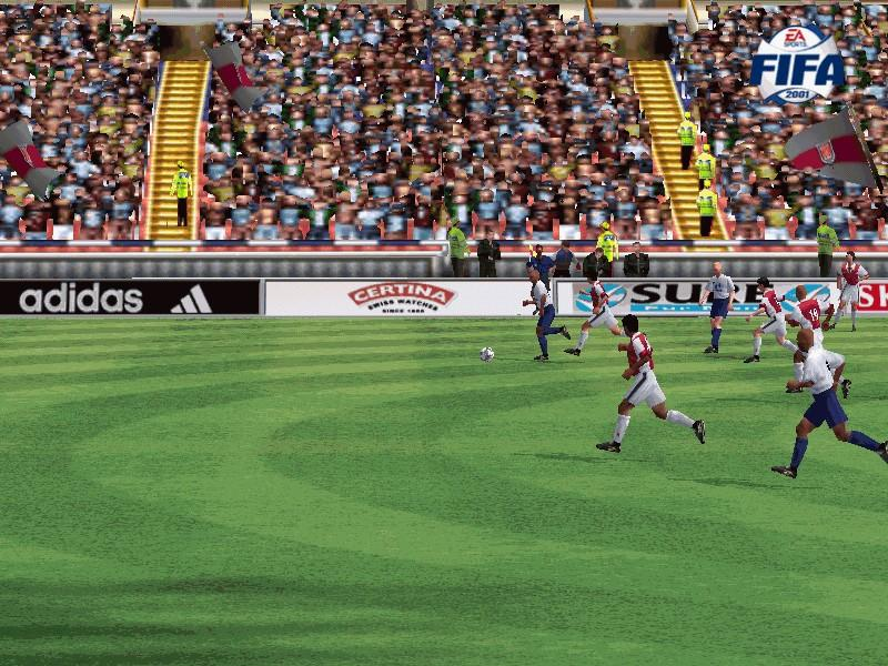 Pantallazo de FIFA 2001: Major League Soccer para PC