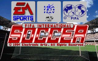Pantallazo de FIFA International Soccer para PC