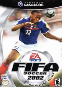Caratula de FIFA Soccer 2002: Major League Soccer para GameCube