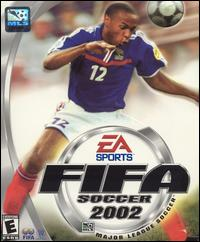 Caratula de FIFA Soccer 2002: Major League Soccer para PC