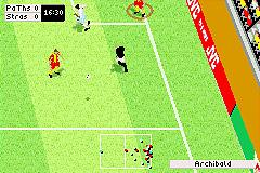 Pantallazo de FIFA Soccer 2003 para Game Boy Advance