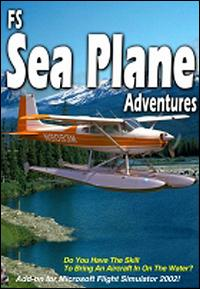 Caratula de FS Sea Plane Adventures para PC