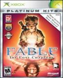 Caratula nº 106834 de Fable: The Lost Chapters [Platinum Hits] (200 x 284)