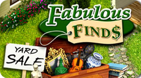 Caratula de Fabulous Finds para PC