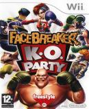 Caratula nº 157085 de FaceBreaker KO Party (640 x 891)