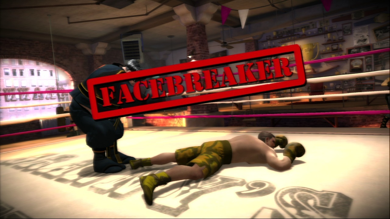 Pantallazo de Facebreaker para PlayStation 3