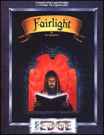 Caratula de Fairlight: A Prelude para Commodore 64