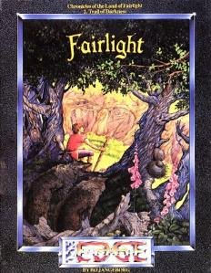 Caratula de Fairlight 2: A Trail of Darkness para Spectrum
