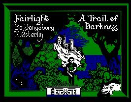 Pantallazo de Fairlight II: A Trail Of Darkness para Amstrad CPC