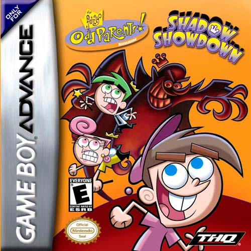 Caratula de Fairly OddParents: Shadow Showdown, The para Game Boy Advance