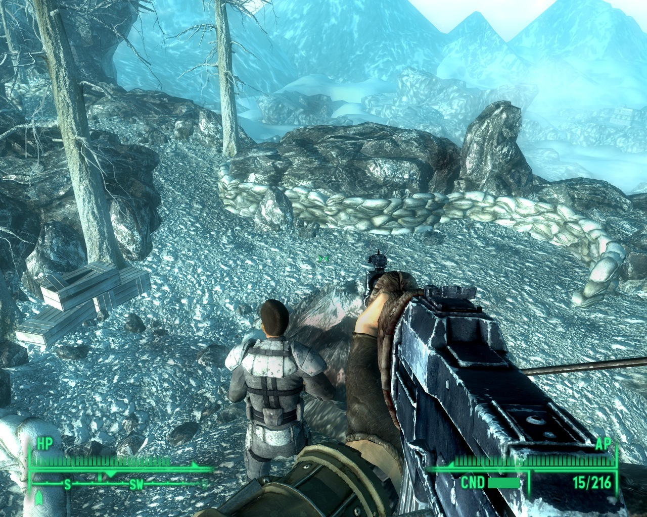 Pantallazo de Fallout 3: Operation Anchorage para PC