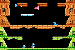 Pantallazo de Famicom Mini Vol 3 - Ice Climbers (Japonés) para Game Boy Advance