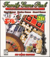 Caratula de Family Game Pack para PC