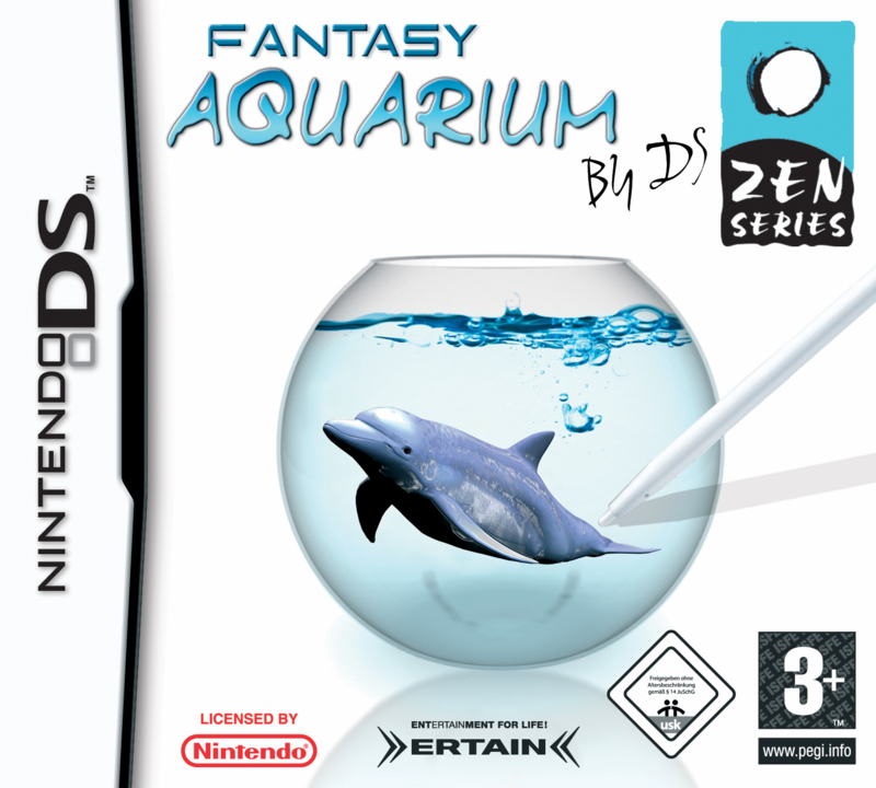 Caratula de Fantasy Aquarium by DS para Nintendo DS