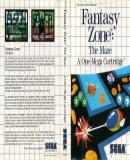 Caratula nº 245661 de Fantasy Zone: The Maze (1000 x 643)