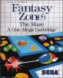 Caratula nº 93457 de Fantasy Zone: The Maze (200 x 281)