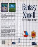 Carátula de Fantasy Zone II: The Tears of Opa-Opa