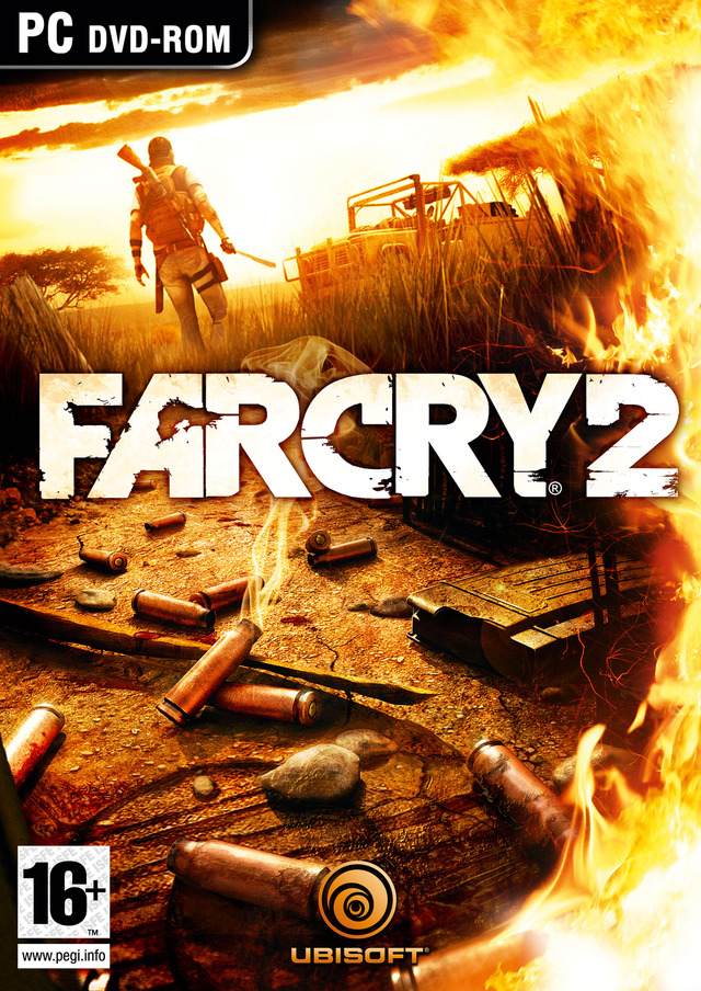Caratula de Far Cry 2 para PC