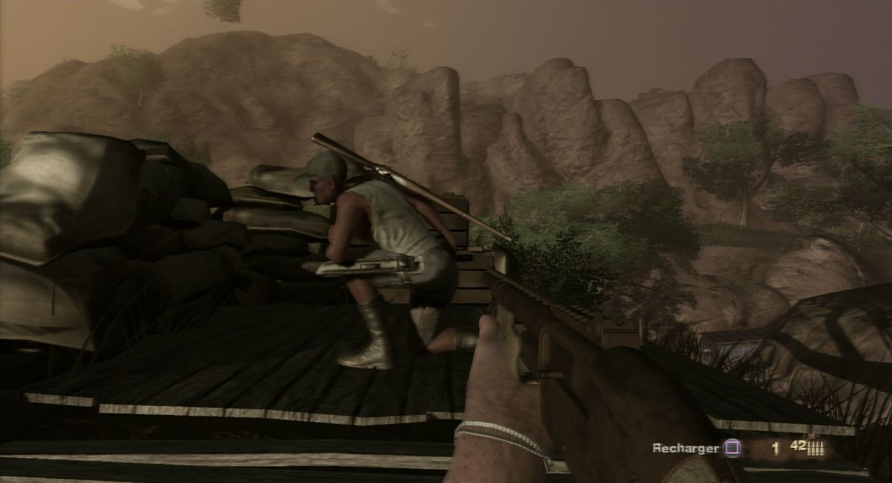Pantallazo de Far Cry 2 para PlayStation 3