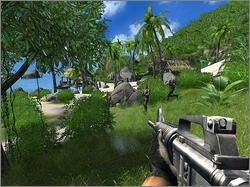 Pantallazo de Far Cry para PC