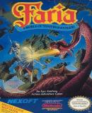 Carátula de Faria: A World of Mystery and Danger!