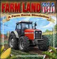 Caratula de Farm Land USA para PC