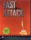 Caratula de Fast Attack: High Tech Submarine Warfare para PC